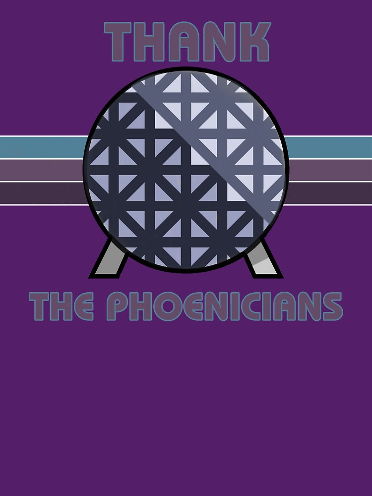 Thank the Phoenicians by Bt519