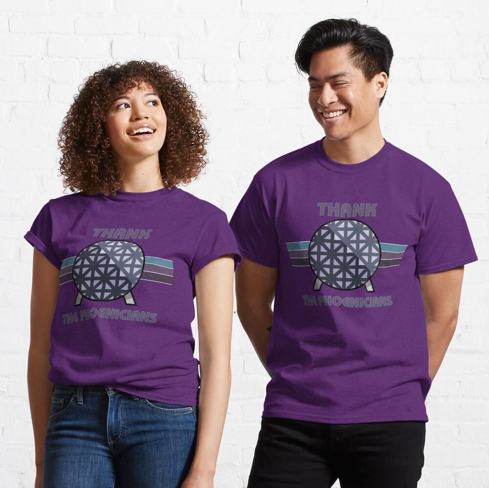 Thank the Phoenicians Classic T-Shirt