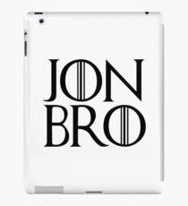 Jon Bro iPad Case/Skin