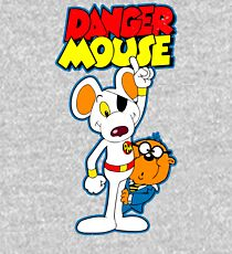 Danger Mouse - TV Shows  Kids Pullover Hoodie