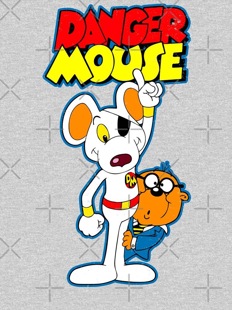 Danger Mouse - TV Shows  by GiGi-Gabutto