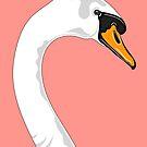 Coral Swan Portrait by Adam Regester