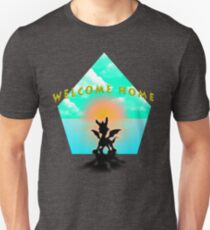 Spyro Reignited Trilogy - Welcome Home Unisex T-Shirt