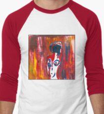 la belle oil stick version Men's Baseball ¾ T-Shirt