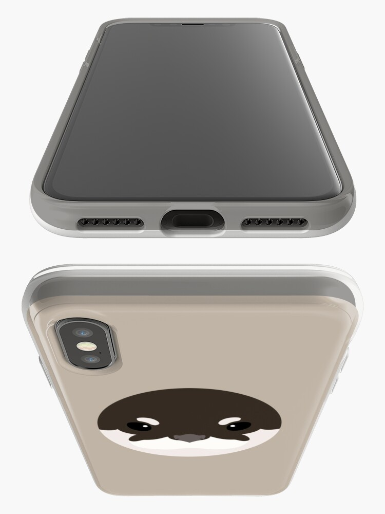 Alternate view of Asian Small-Clawed Otter iPhone Case & Cover