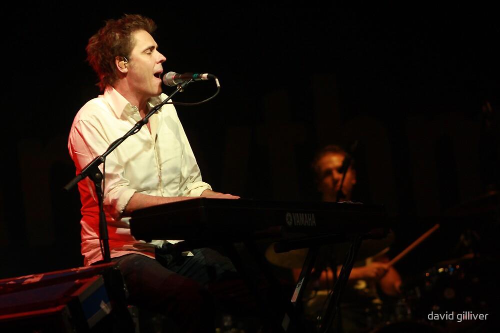 Tim Freedman / The Whitlams by david gilliver