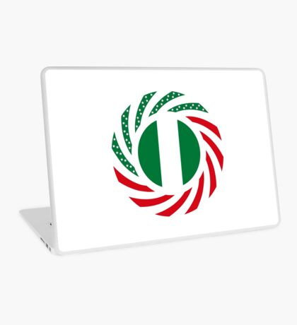 Nigerian American Multinational Patriot Flag Series Laptop Skin