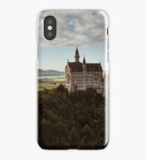Neuschwanstein Castle in Germany  iPhone Case