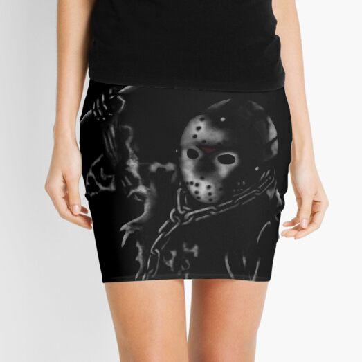 Jason Voorhees Mini Skirt