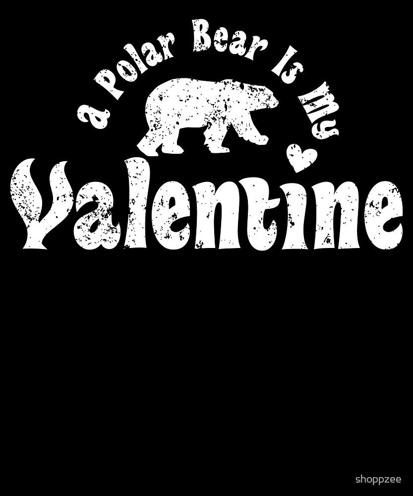 My Anti Valentine Polar Bear Zoology Zoologist by shoppzee