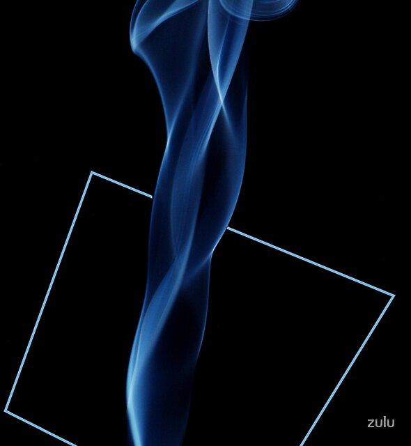 smoke art by zulu