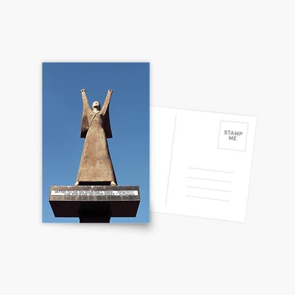 La Pasionaria Postcard