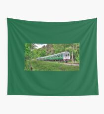 Daisy the Railcar Wall Tapestry