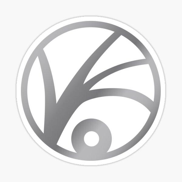 V.F.D. Logo Sticker