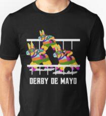 Derby De Mayo Pinata Jockeys T-Shirt Unisex T-Shirt