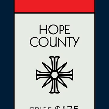 Hope County Property Card by huckblade