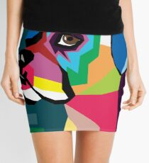 boxer  Mini Skirt