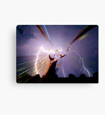 THOR ~ God of Thunder Canvas Print