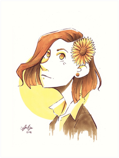 Sunflower  by Zzoffer