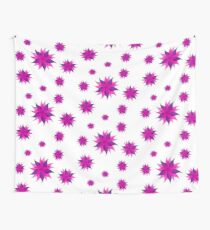Fancy plantation floral Wall Tapestry