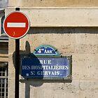 Paris 4me Arrondissement by AmyRalston