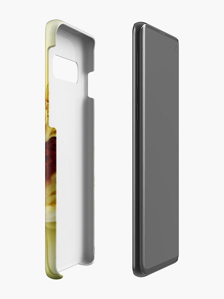Alternate view of Dahlia Case & Skin for Samsung Galaxy