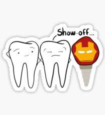 Show-off  Sticker