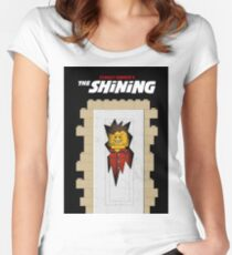 The Shining Fitted Scoop T-Shirt