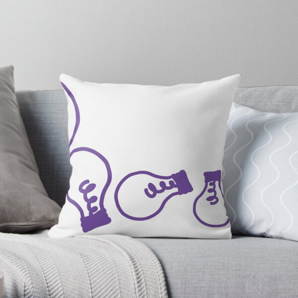 Han and Matt Throw Pillow Throw Pillow