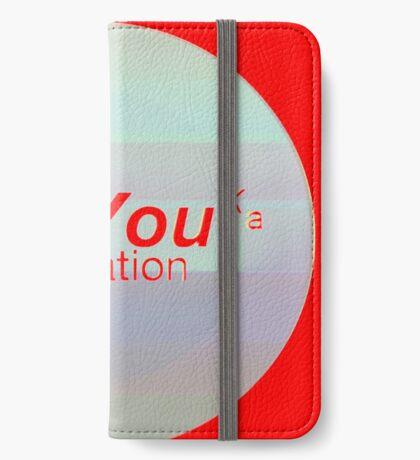 YouYouka sunrise 5 iPhone Wallet