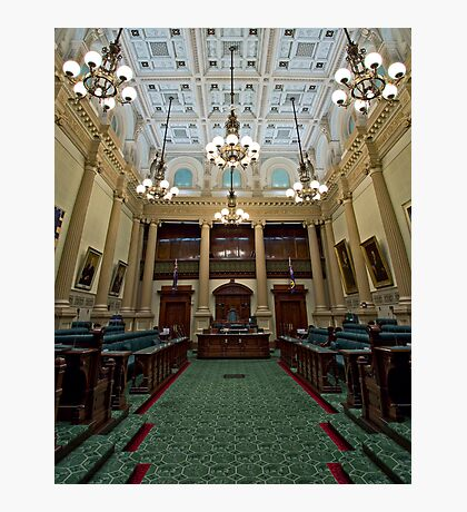 The House of Assembly Photographic Print