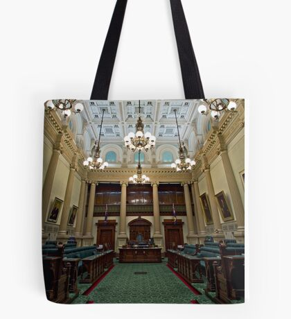The House of Assembly Tote Bag
