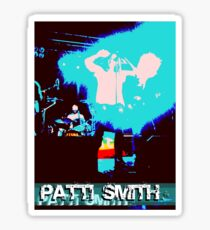 Patti Smith - Godmother of Punk Sticker
