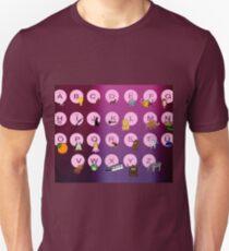 Alphabets T-Shirt