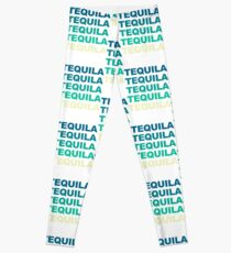 Blue Tequila  Leggings