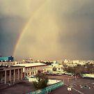 Rainy RainboW by MhDkHr