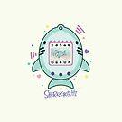 Sharkagotchi: Great White Shark by bytesizetreas