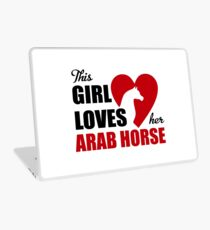 arab horse Laptop Skin