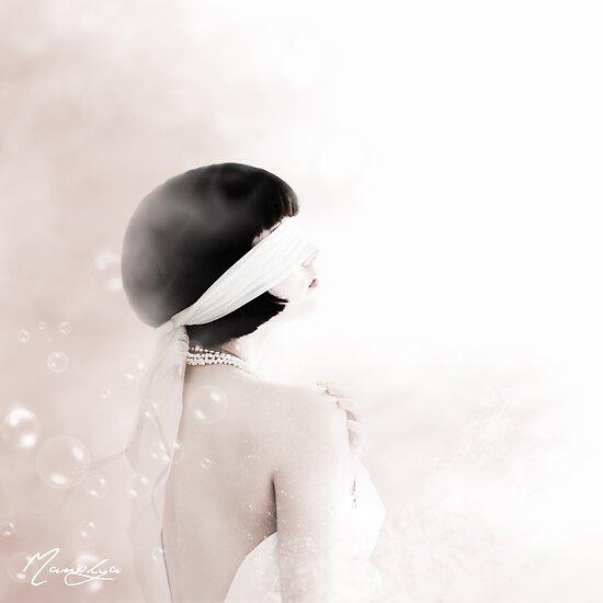 Love is blind by Manolya  F.