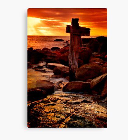 """Merciful Morning"" Canvas Print"