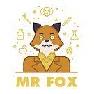 Fantastic Mr Fox by LordWharts