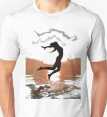 Over all the world (t-shirt) T-Shirt