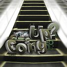 Going Up? by John Luarca