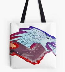 Ice and Flame Tote Bag