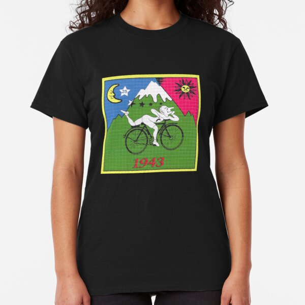 LSD - Albert Hofmann - Bicycle Day Classic T-Shirt