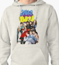 Saved By the Bell Pullover Hoodie