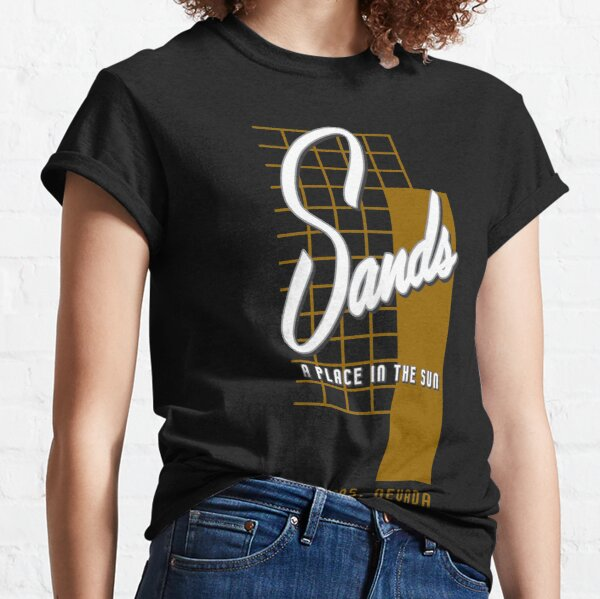 Sands Hotel Defunct Las Vegas Hotel Classic T-Shirt