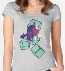 Porygon-Z Women's Fitted Scoop T-Shirt