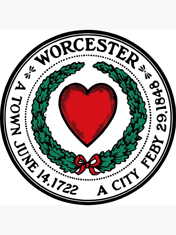 Seal of Worcester by abbeyz71