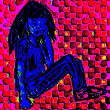Sad Girl by kassidycoleman